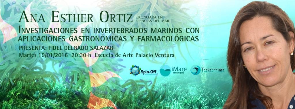 Investigaciones en invertebrados marinos con aplicaciones gastronómicas y farmacológicas