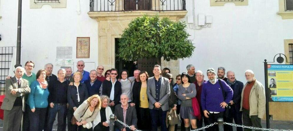 Asamblea General de la Federación de Ateneos de Andalucía (18-III-2017)
