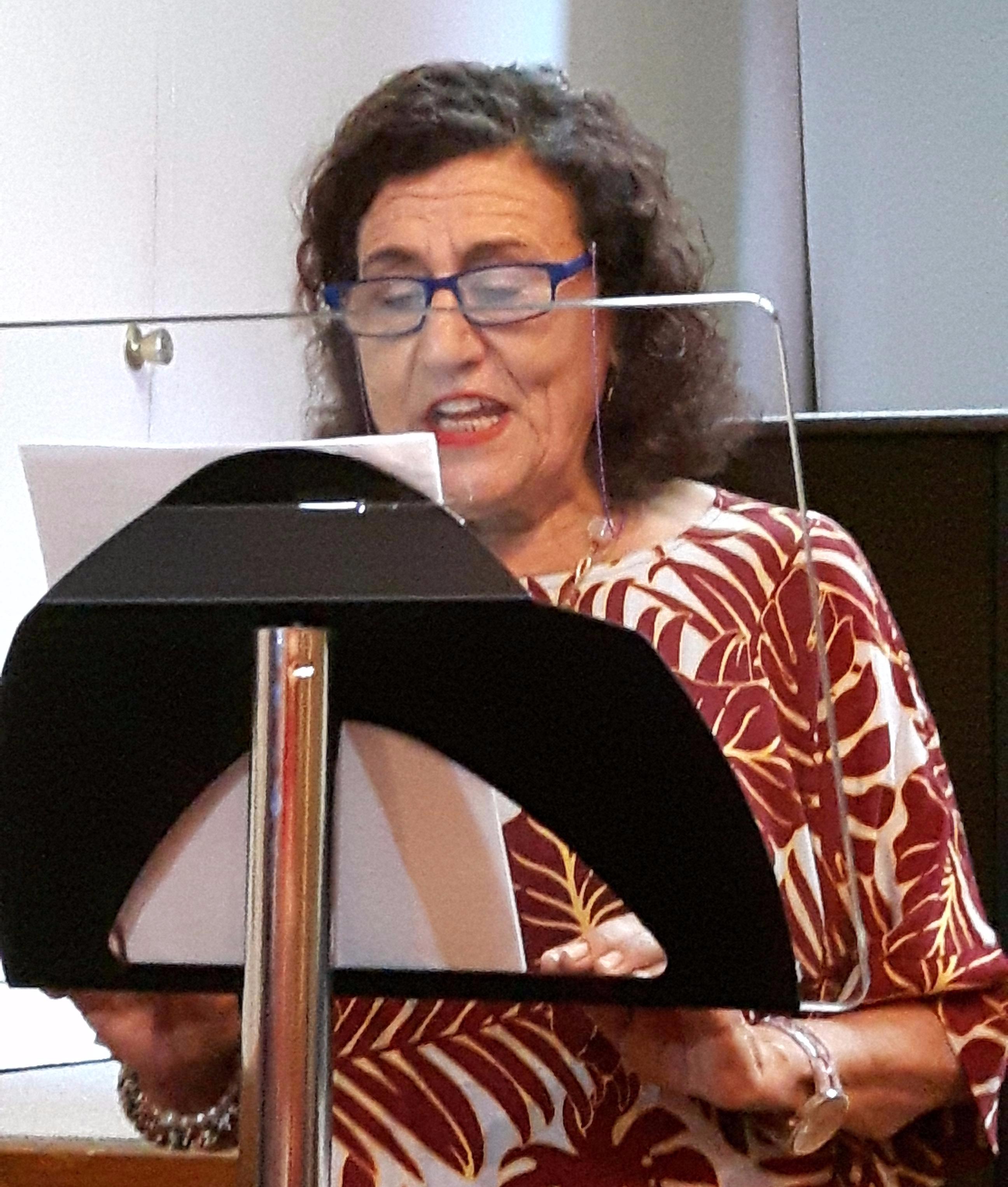 """Presentación """"El flamenco en Motril"""" por Laura Díaz Enríquez"""