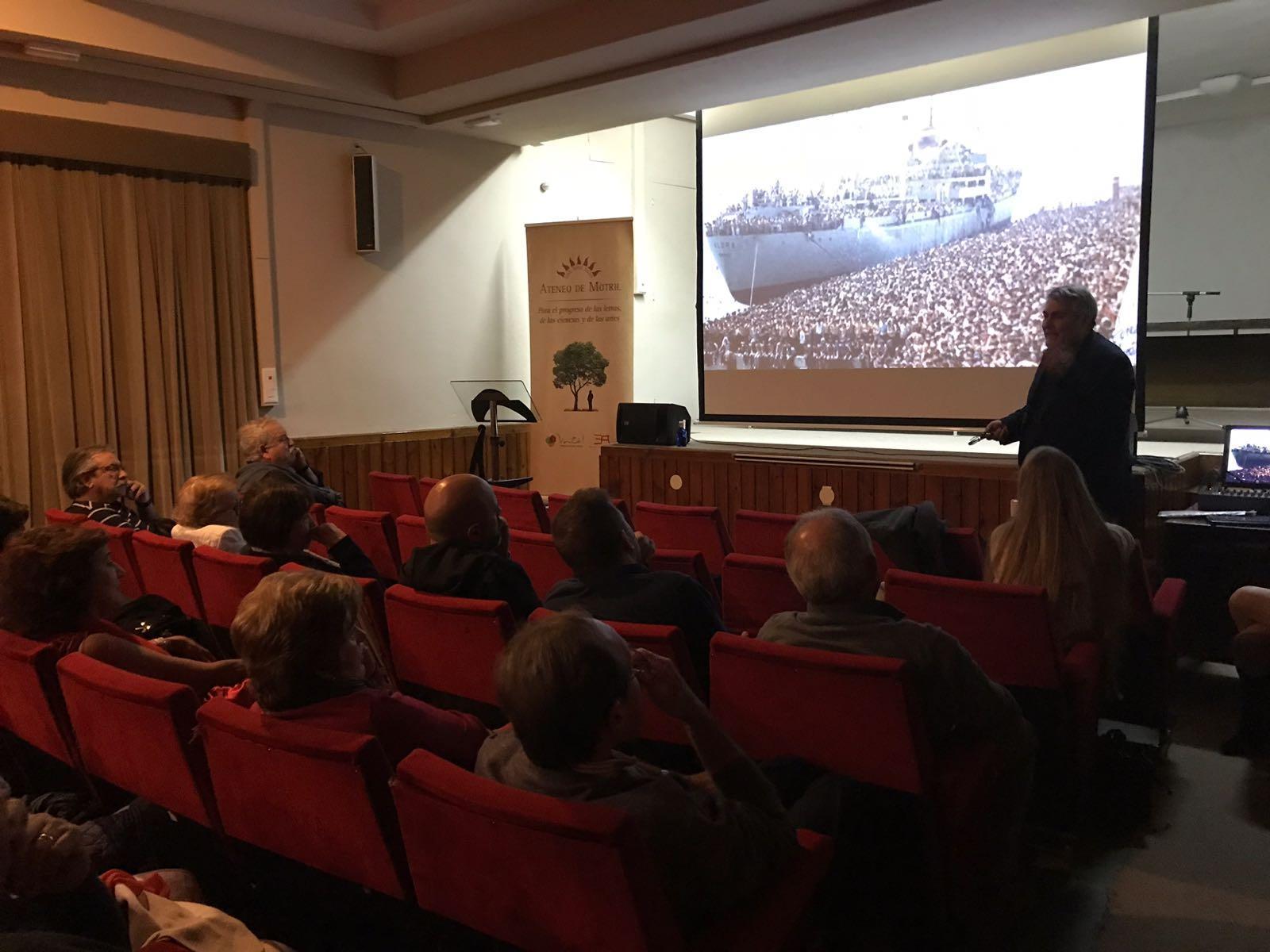Reseña de la conferencia sobre la gestión de los movimientos migratorios en Italia