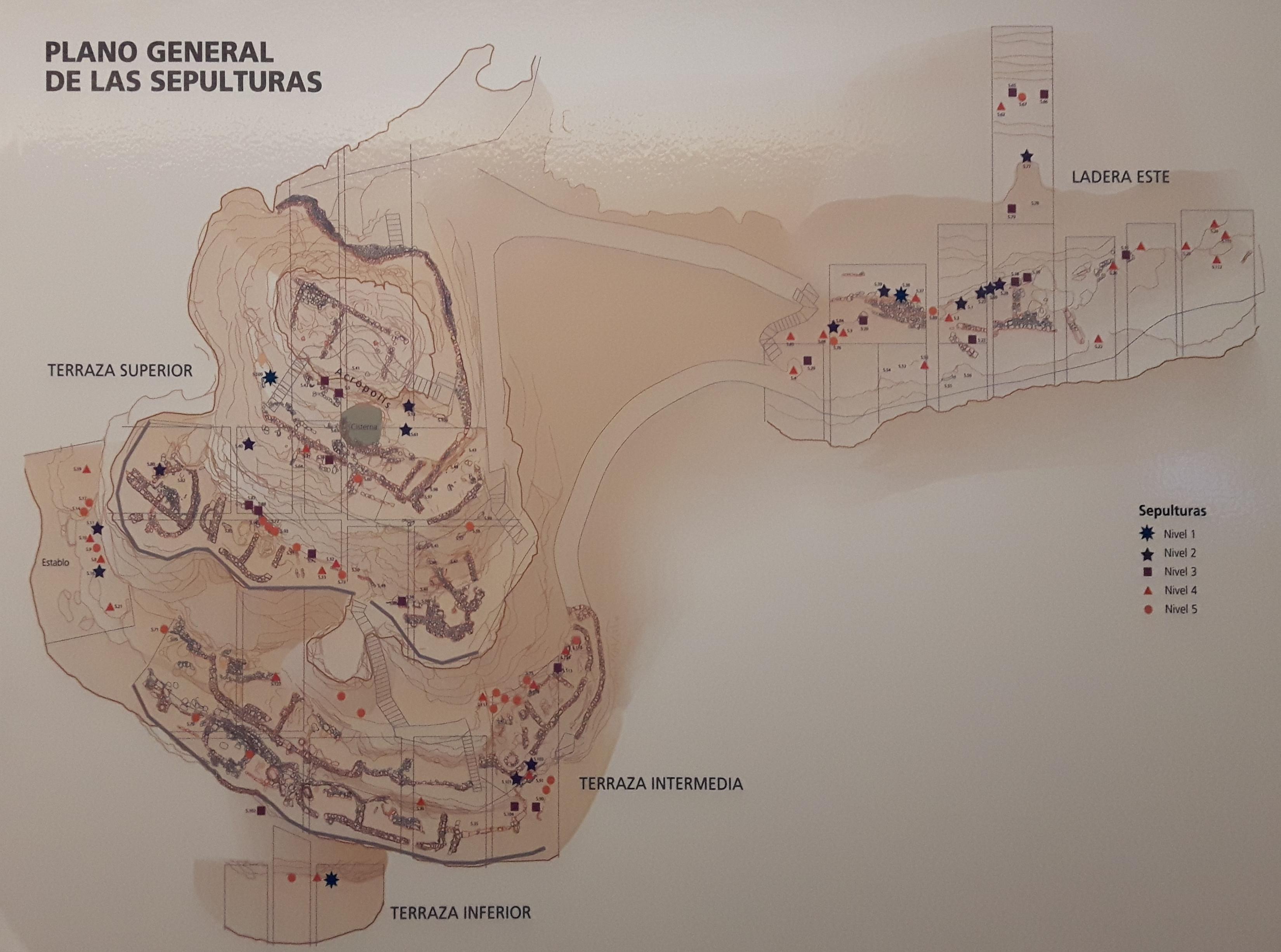 Reseña de la visita al Altiplano de Granada: Galera y Orce
