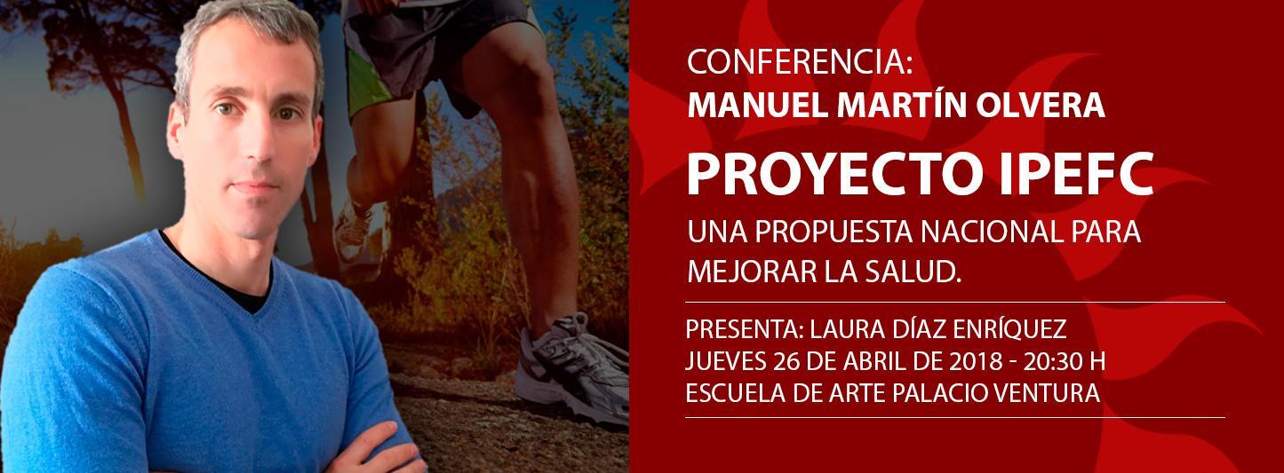 Conferencia «Proyecto IPEFC, una propuesta nacional para mejorar la salud»