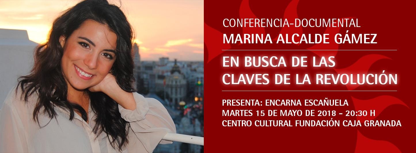 "Conferencia-documental ""En busca de las claves de la revolución"""