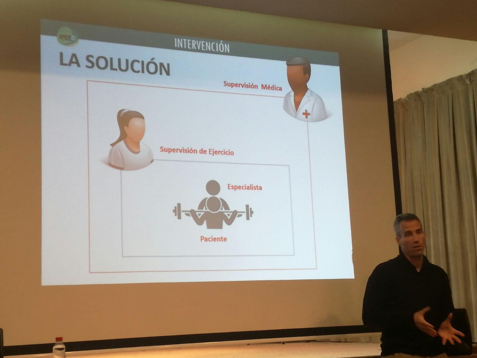 Presentación de Manuel Martin Olvera.