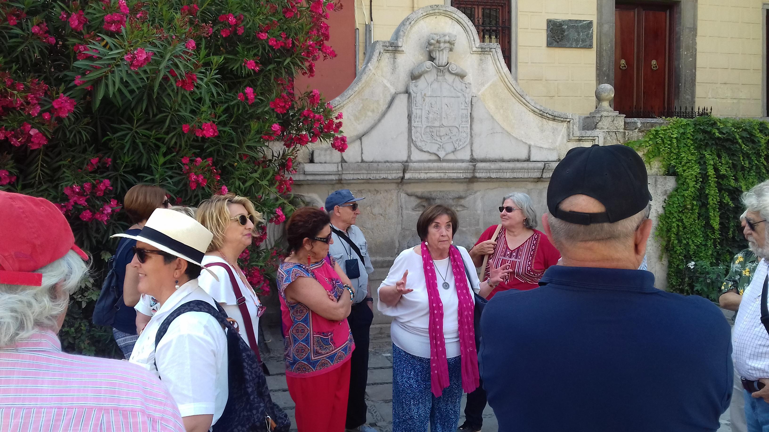 Reseña de la Visita a Granada del 23 de Junio 2018