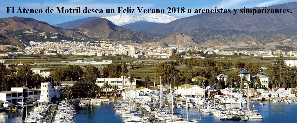 Ateneo de Motril: Verano 2018.