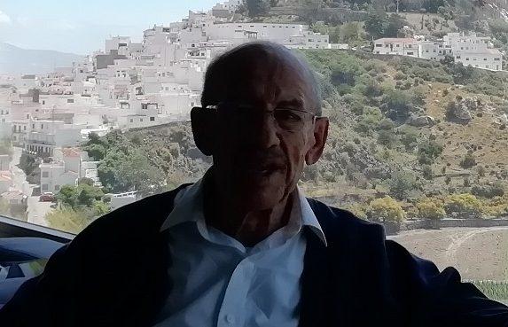 Imágenes de las actividades del Dr. Mohamed Nesh-Nash en el Ateneo de Motril (8-9 de Mayo 2019)