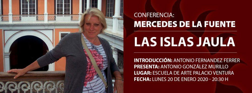 Conferencia: «Las islas jaula»
